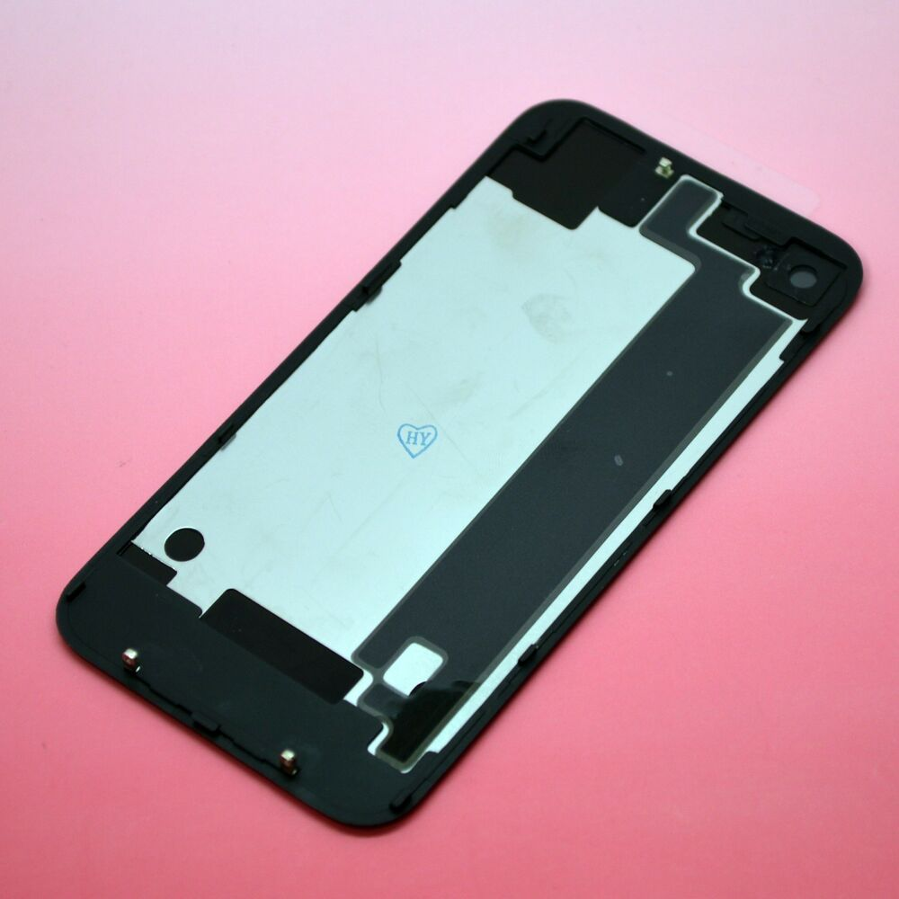 iphone 4 back glass replacement black iphone 4 back glass rear door battery cover 17330