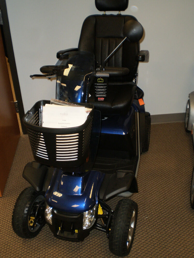 Amazon.com: Pride Mobility Victory 9 4-Wheel Scooter ...
