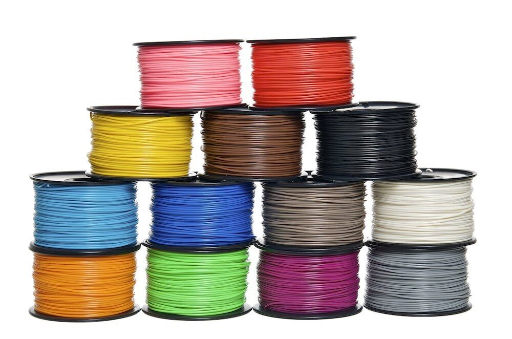 abs filament 1 75mm 1 kg 3 00mm 1 1 kg printer 3d druck band reprap ebay. Black Bedroom Furniture Sets. Home Design Ideas