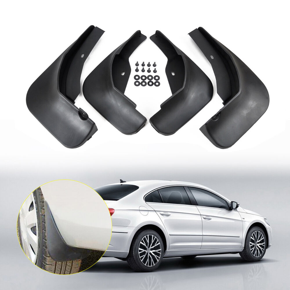 splash guards mud flaps mudguard for volkswagen vw passat. Black Bedroom Furniture Sets. Home Design Ideas