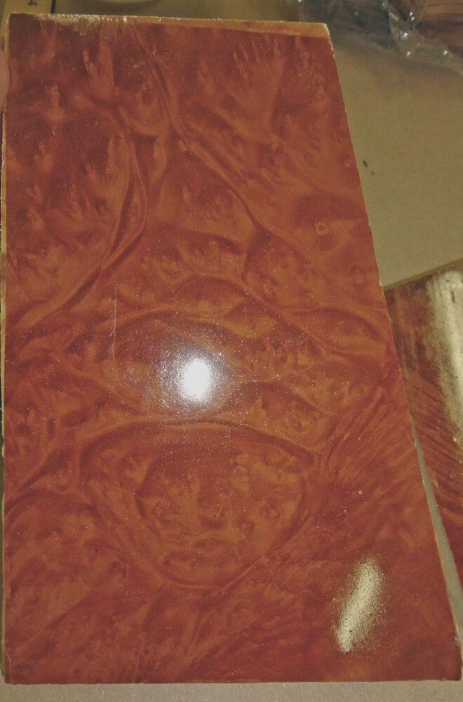Madrone Burl Prefinished Wood Veneer Panel 5 X 8 On 5 8