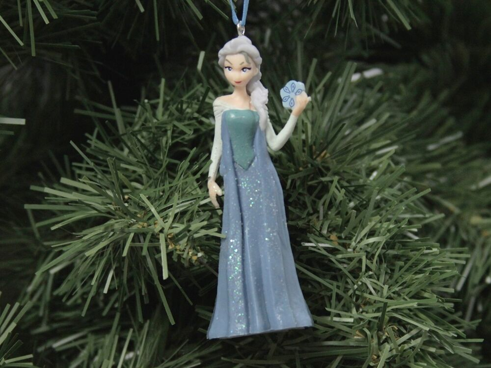 Elsa The Snow Queen From The Disney Movie Frozen Christmas