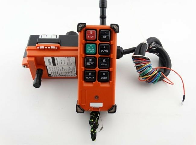 Other Applications |Radio Controlled Cranes
