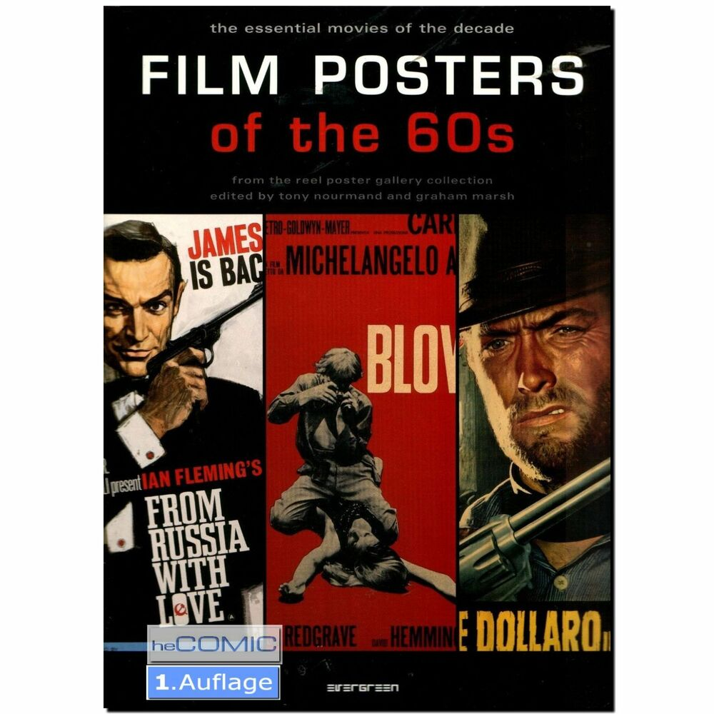 Film Posters of the 60s by Reel Poster Gallery FILM PLAKAT ...