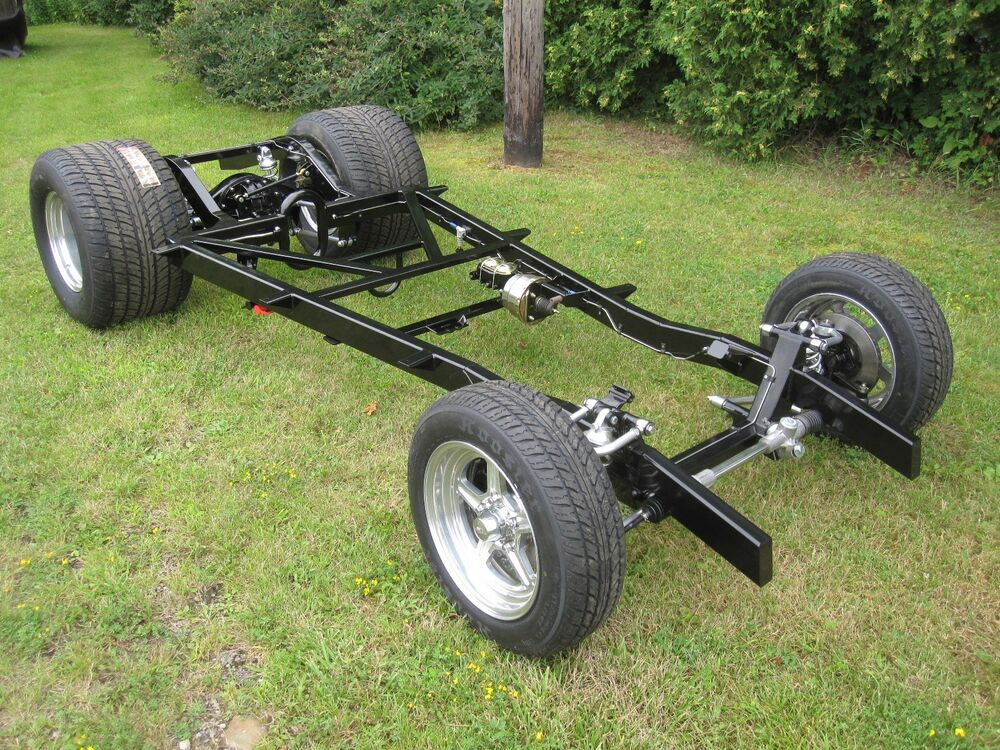 1941 Willys Coupe Chassis and Suspension for Your Glass or Steel