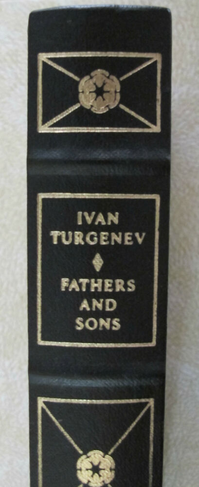 essays on fathers and sons by ivan turgenev Read fathers and sons book reviews & author details and more at amazonin   she is the author of worlds within worlds: the novels of ivan turgenev.