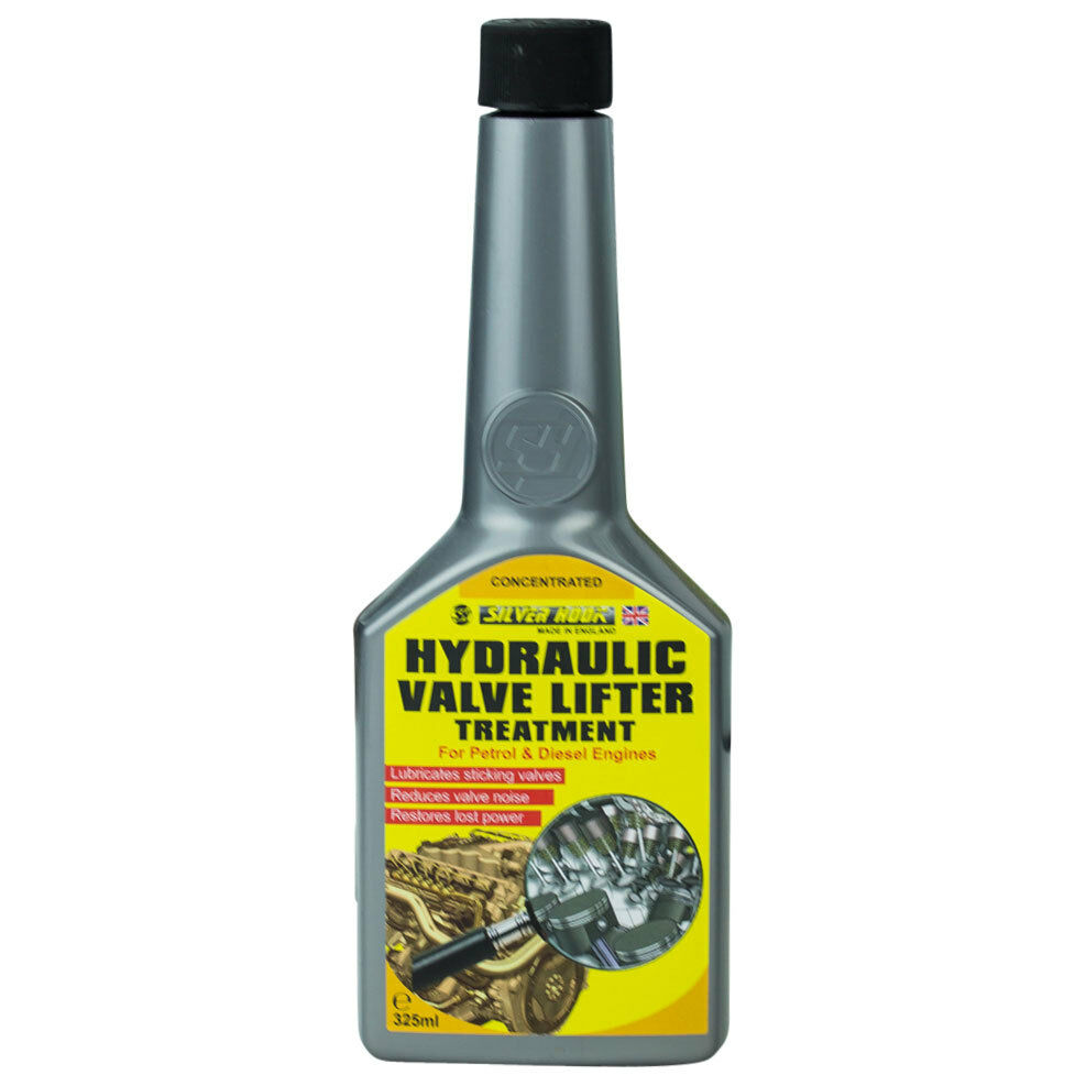HYDRAULIC VALVE LIFTER TREATMENT OIL ADDITIVE 325ml ...