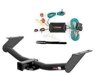 curt class 3 trailer hitch wiring kit for jeep liberty. Black Bedroom Furniture Sets. Home Design Ideas