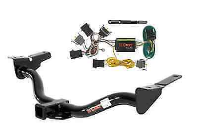 curt class 3 trailer hitch wiring kit for ford escape and mazda tribute ebay