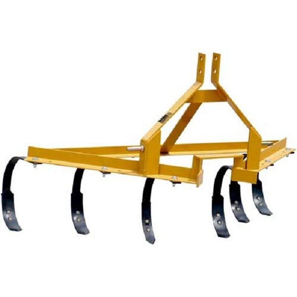 Cultivator Category 0 : New one row cultivator implement w heavy angle iron frame