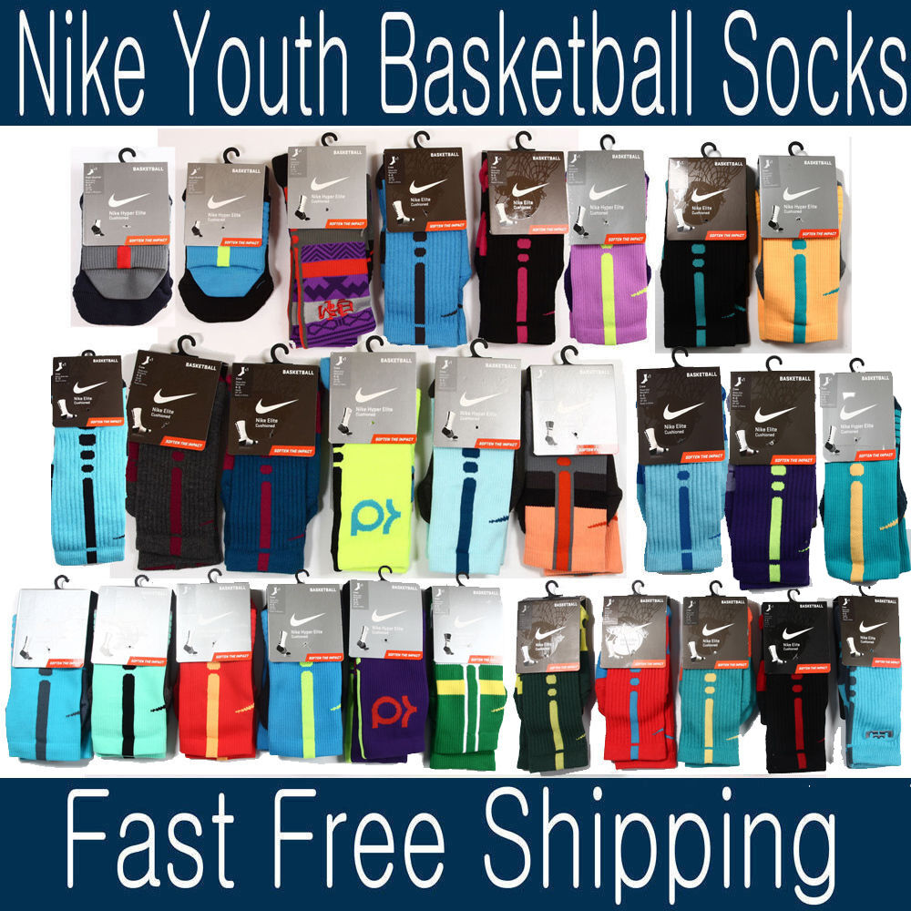 Nike Elite Cushioned Basketball socks 3c9ddd54f3