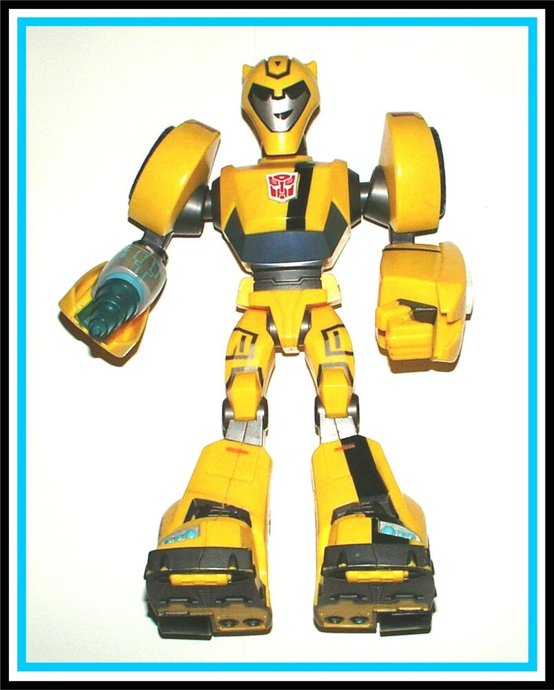 Bumblebee Transformers Animated Transformers Animated:...