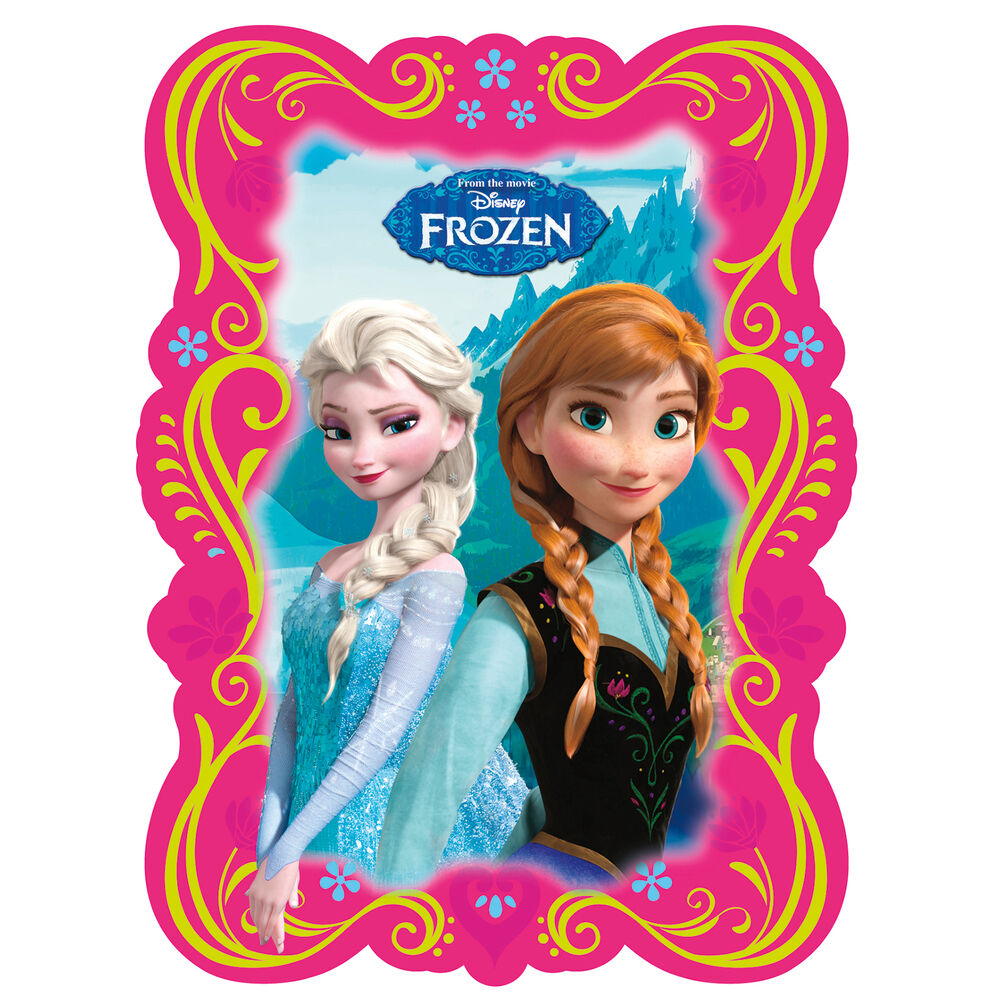 Details About Disney FROZEN Princess Birthday Party Invites Girls Boys Job Lot INVITATIONS