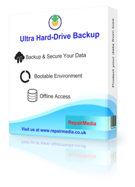Professional Computer Backup Files Data Camera Photos Videos to DVD/HDD Software