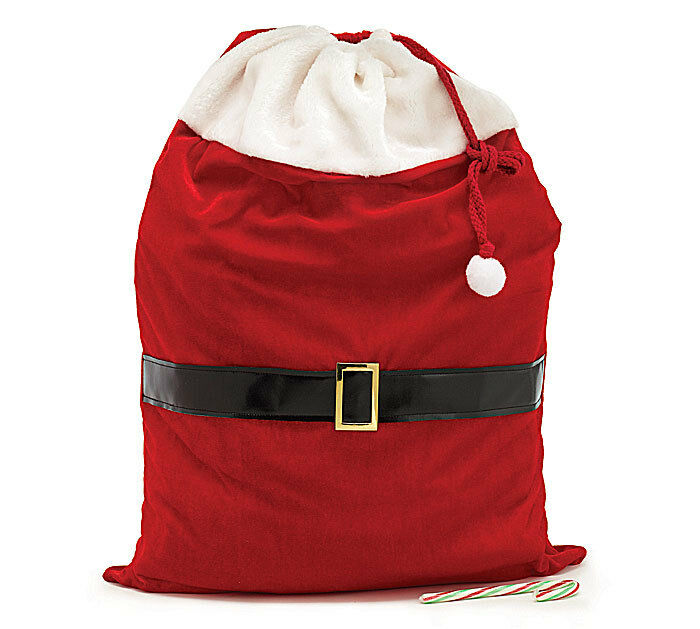 Large santa toy tree bag for christmas gifts ebay