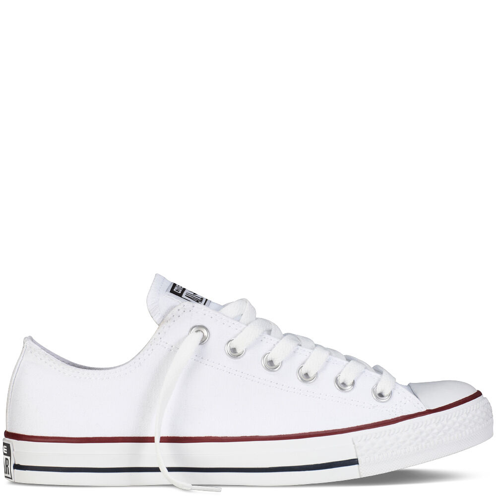 converse all star chuck taylor original optical white ox. Black Bedroom Furniture Sets. Home Design Ideas