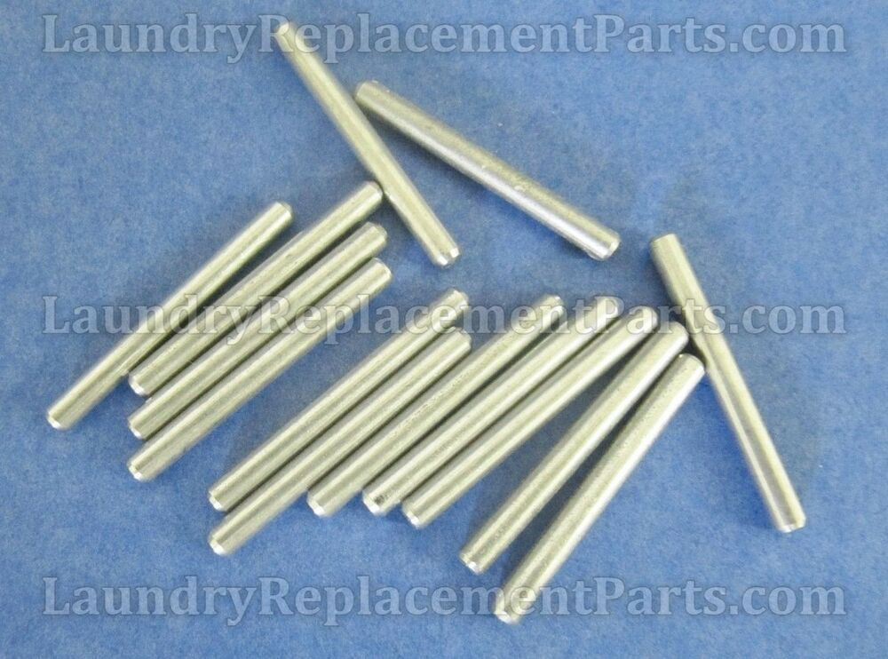 N.O. 10 PACK SPRING,DRAIN VALVE TORSION FOR WASCOMAT PART# 780401