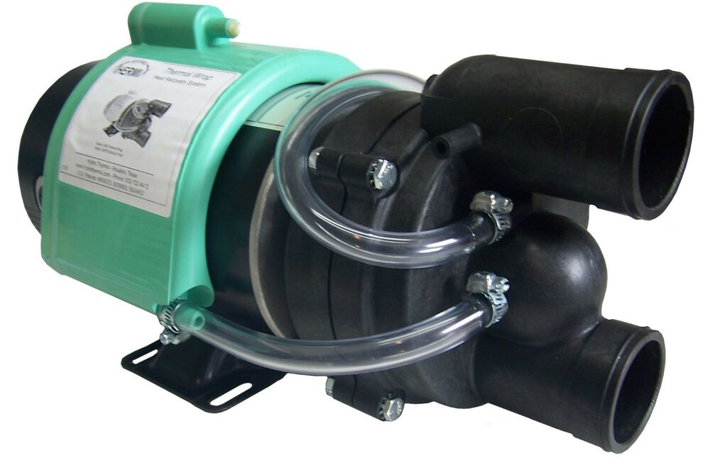 Softub Pump 1hp Spl With Thermal Wrap Heat Jacket