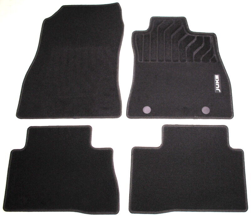 Nissan Juke Carpet Floor Mats New And Genuine Ke7551k021