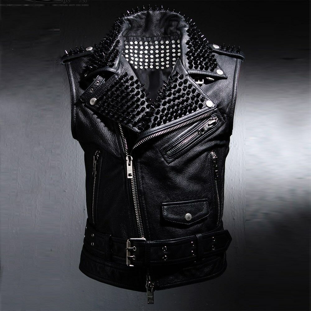 Pop Rock Fashion Clothing Mens