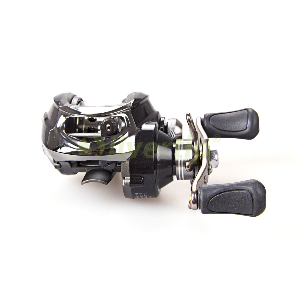 11bb 6 3 1 left hand baitcasting fishing reel bait casting for Baitcasting fishing reels
