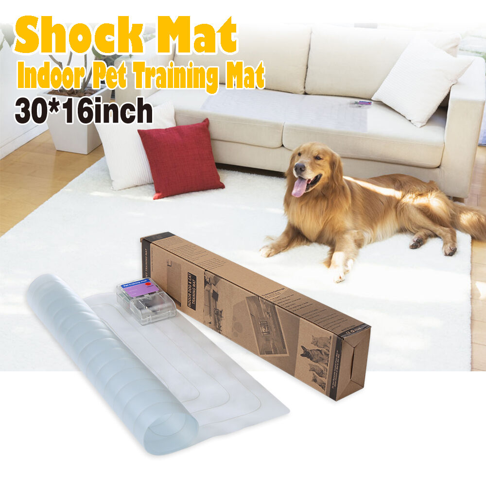 30x16 Inch Electric Shock Mat Indoor Pet Dog Training Mat