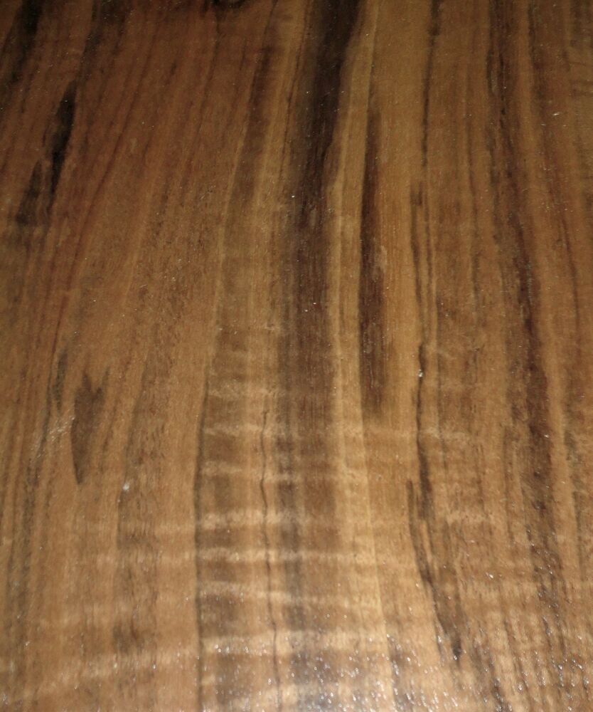 Claro Circassian Walnut Prefinished Wood Veneer 8 X 12