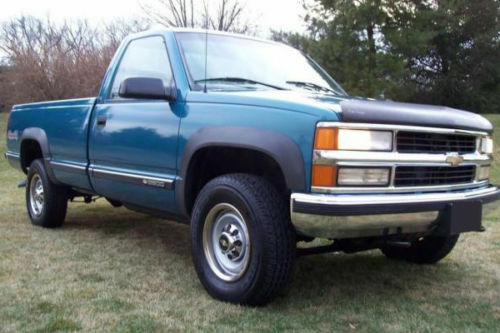 1988-1998 GMC Sierra 1500 (Except Stepside) Factory Style ...