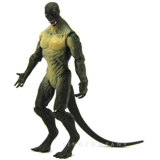 Lizard Toys For Boys : Marvel universe the amazing spider man lizard reptile