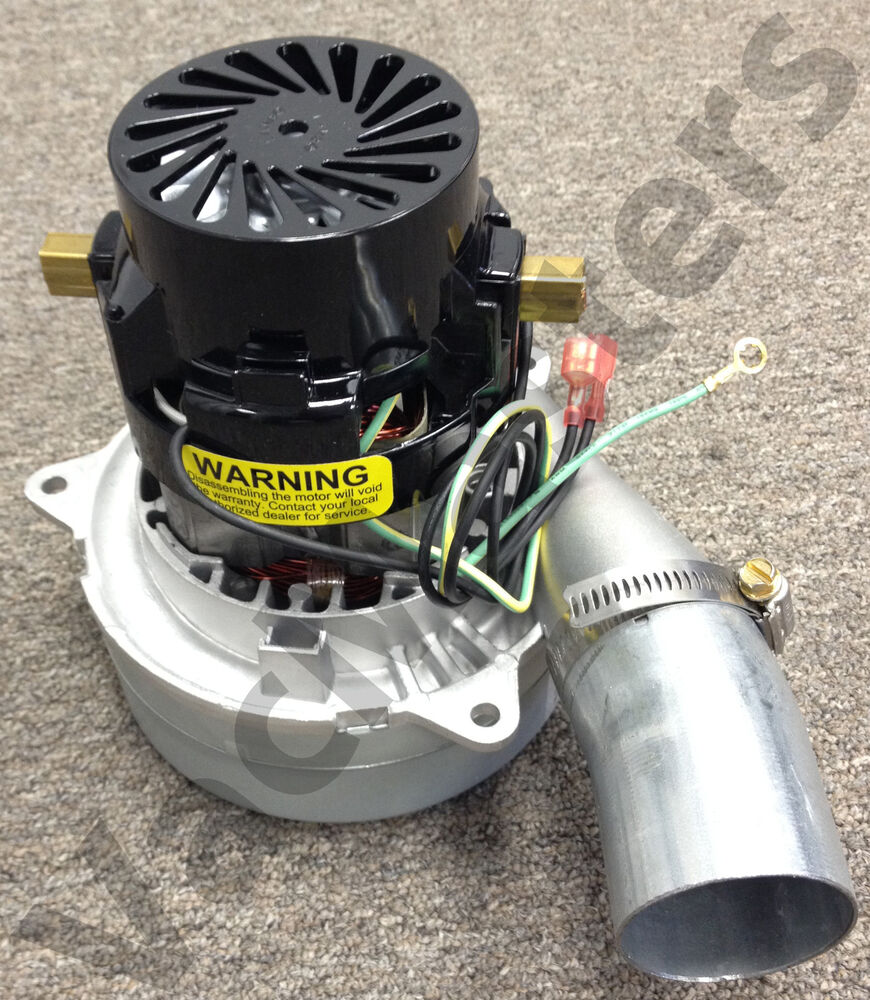Genuine Vacuflo Model 466q Replacement Motor New Not