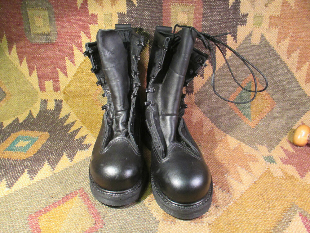Matterhorn Police Swat Military Infantry Combat Boot