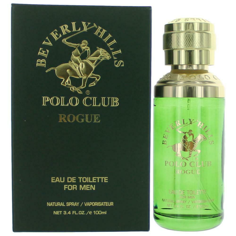 beverly hills polo club rogue cologne edt spray men