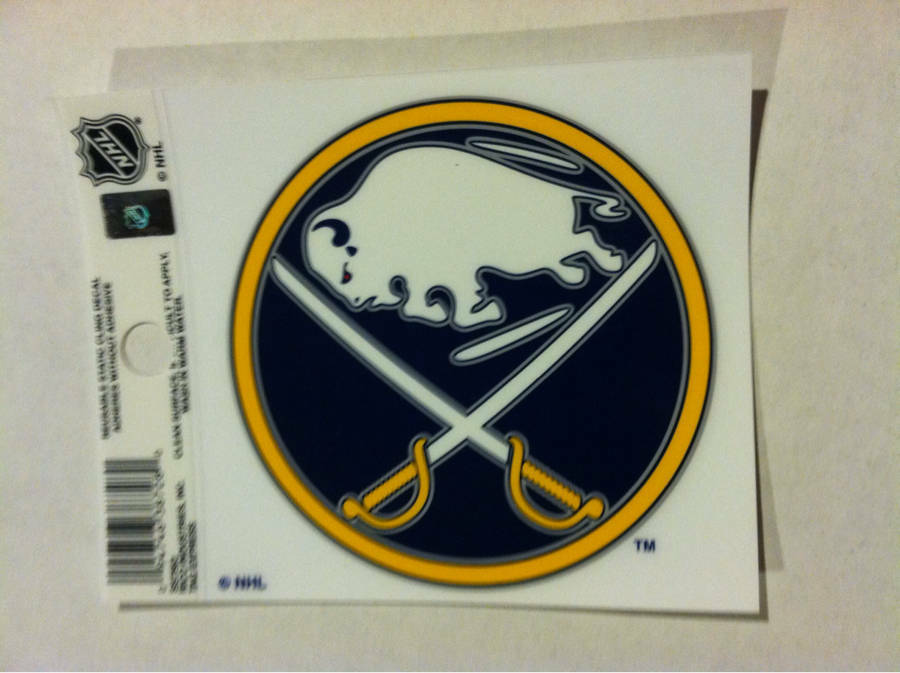 Buffalo Sabres Static Cling Decal  Ebay. Colorectal Cancer Signs. Logo Victoria's Secret Decals. Tpuo Signs. Panson Works Stickers. Glass Logo. Sign Decals. Tamil Signs. Country Park Signs
