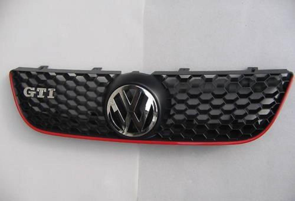 vw polo gti 9n3 grille original front grille grill cup. Black Bedroom Furniture Sets. Home Design Ideas