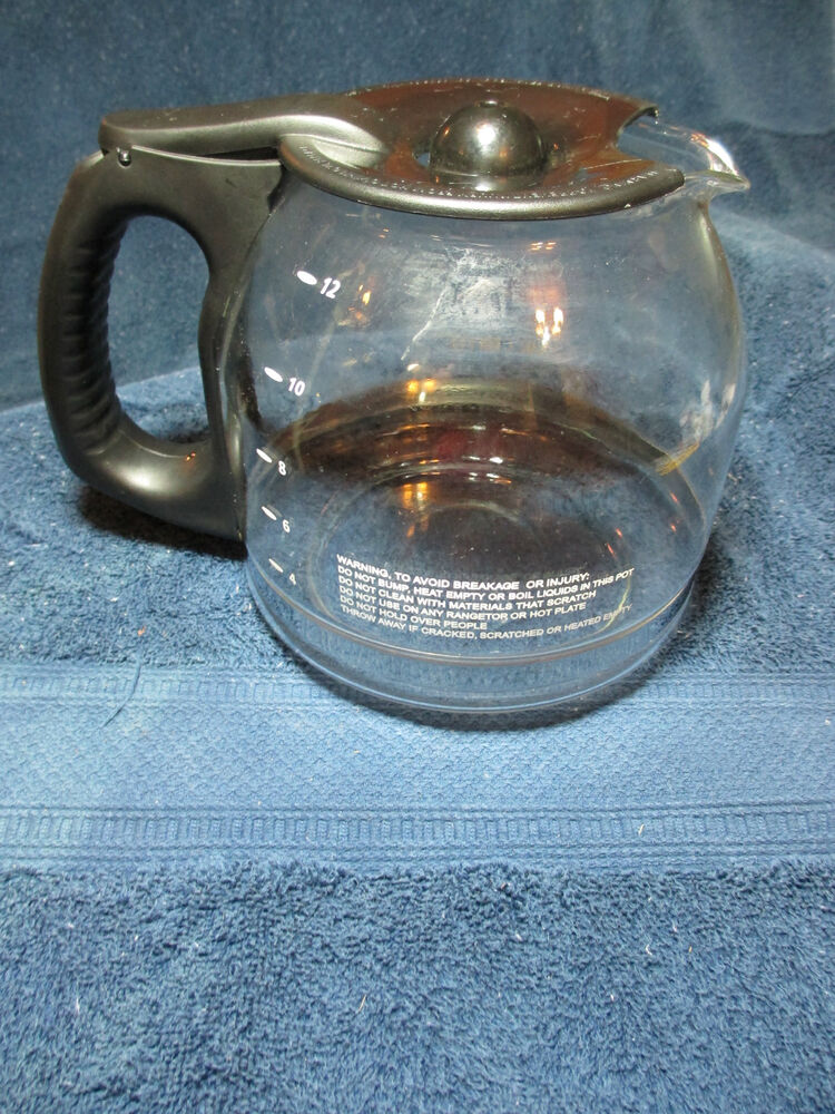 how to clean a mr coffee coffee pot