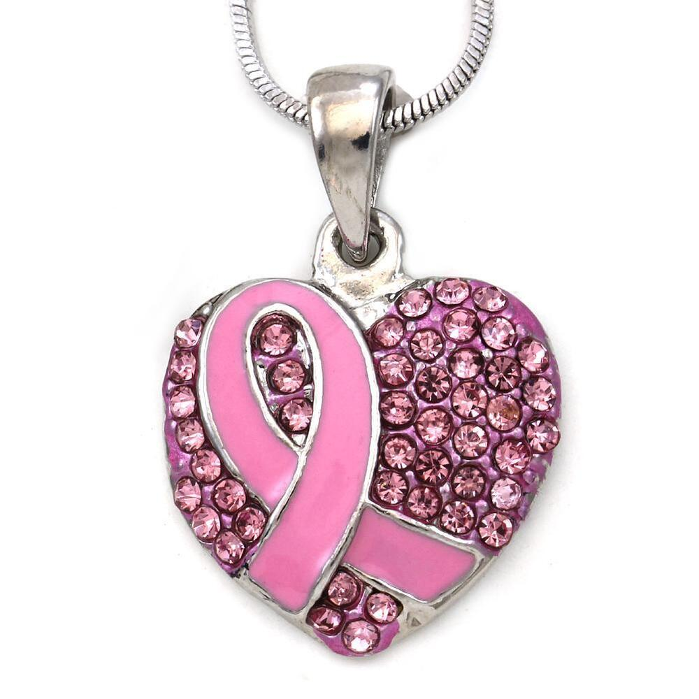 breast cancer awareness month accessory pink ribbon