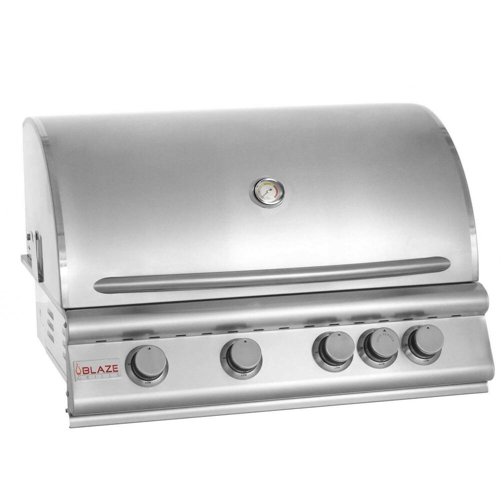Lp Or Natural Gas Grill