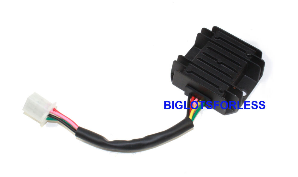 s l1000 12v lifan motorcycle regulator rectifier 125cc 150cc 200cc 250cc Lifan 125 Wiring Diagram at alyssarenee.co