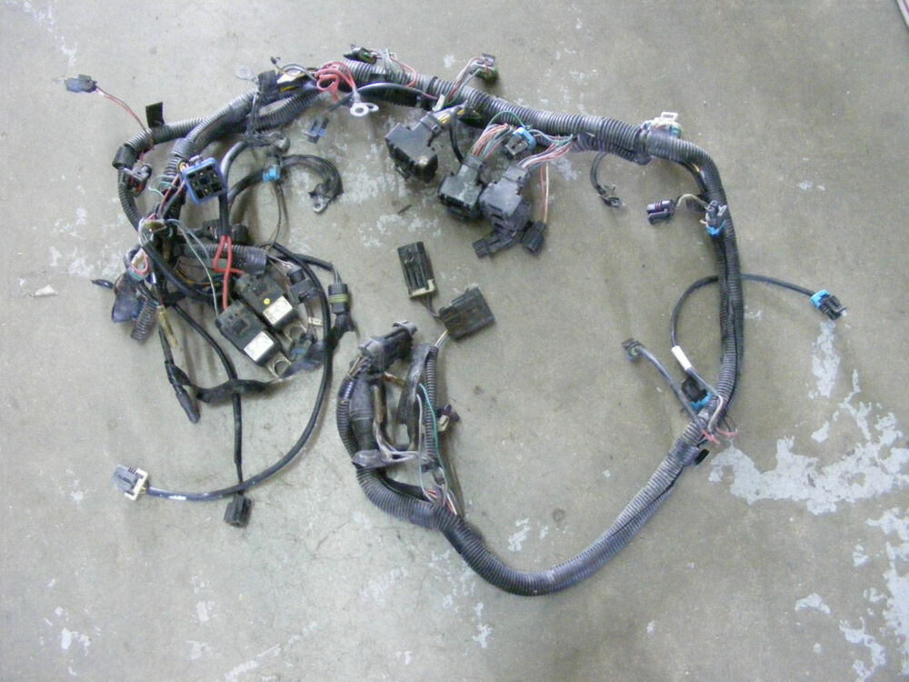 Mercury  hp harness wire engine wiring cable
