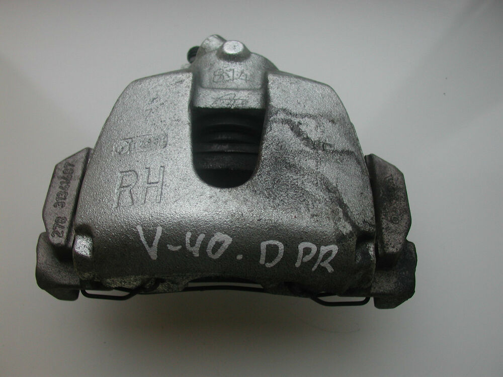 genuine volvo v40 2012 2013 2014 front right brake caliper 36000734 ebay. Black Bedroom Furniture Sets. Home Design Ideas