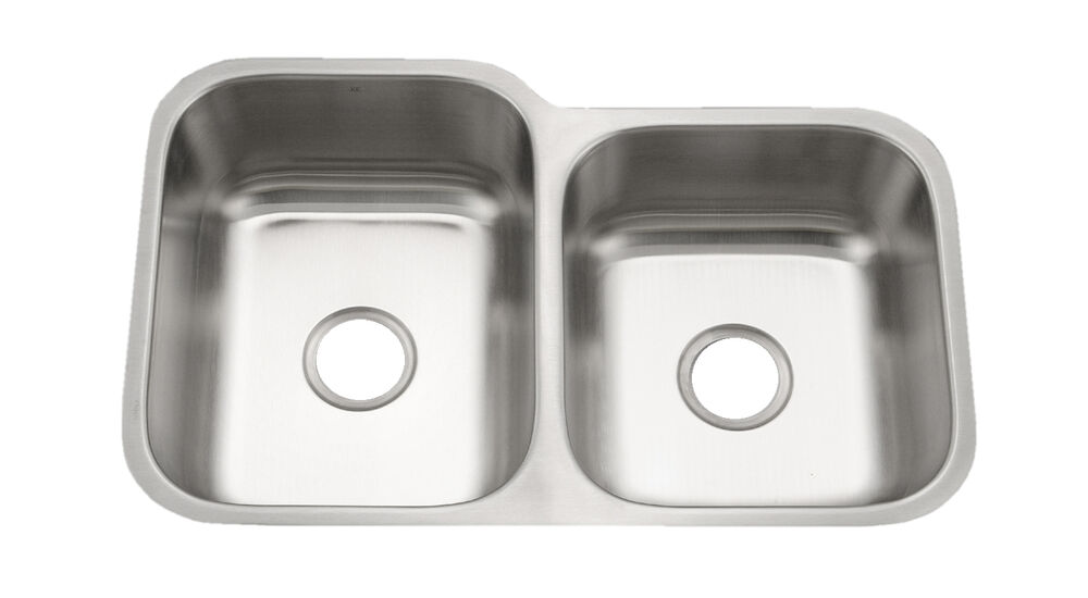 16 gauge kitchen sink undermount ke stainless steel kitchen sink undermount 16g 6040 16 7275