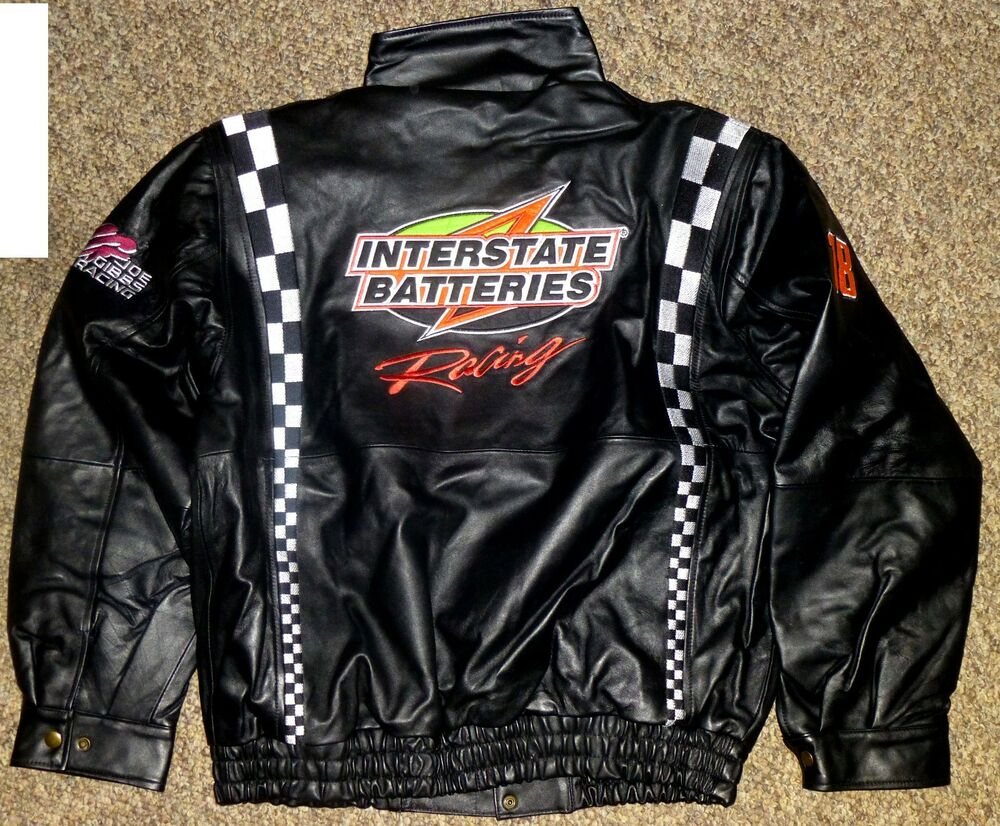 Jeff hamilton leather jacket
