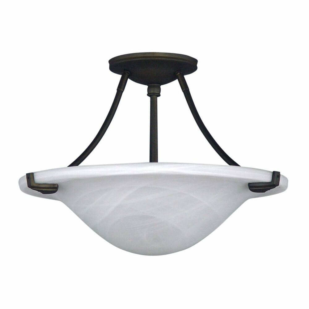 modern 15 semi flush mount ceiling lighting fixture oil