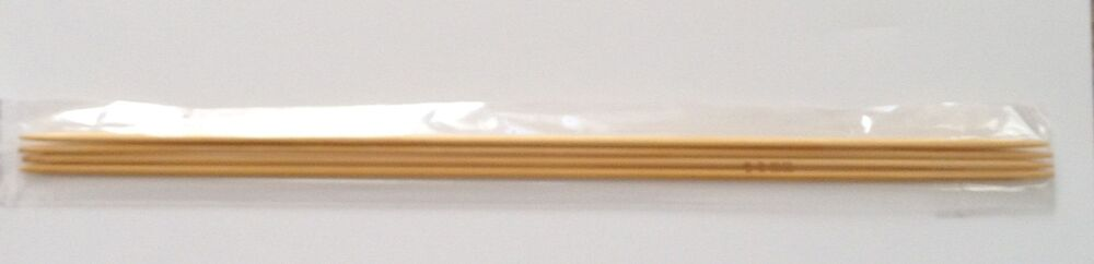 Knitting Needles Mm To Us : Brand new quot us bamboo double point knitting needles