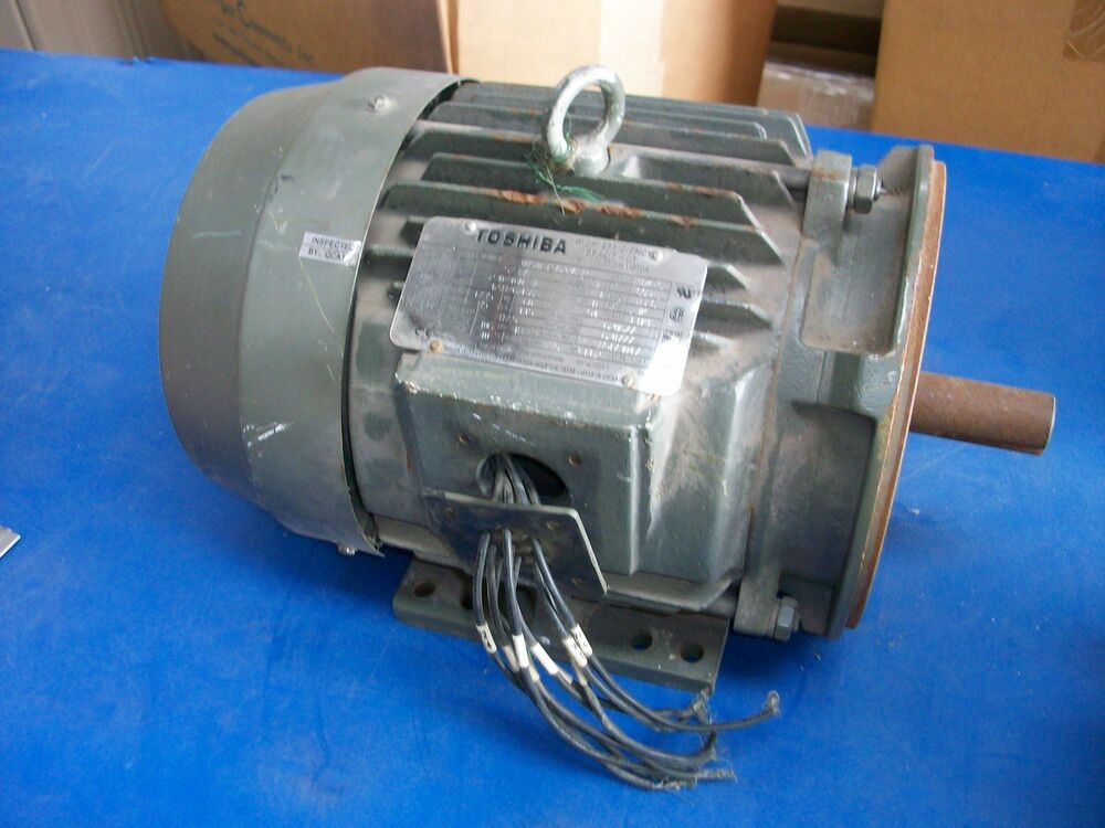 Toshiba high efficiency epact ct induction motor High efficiency motors