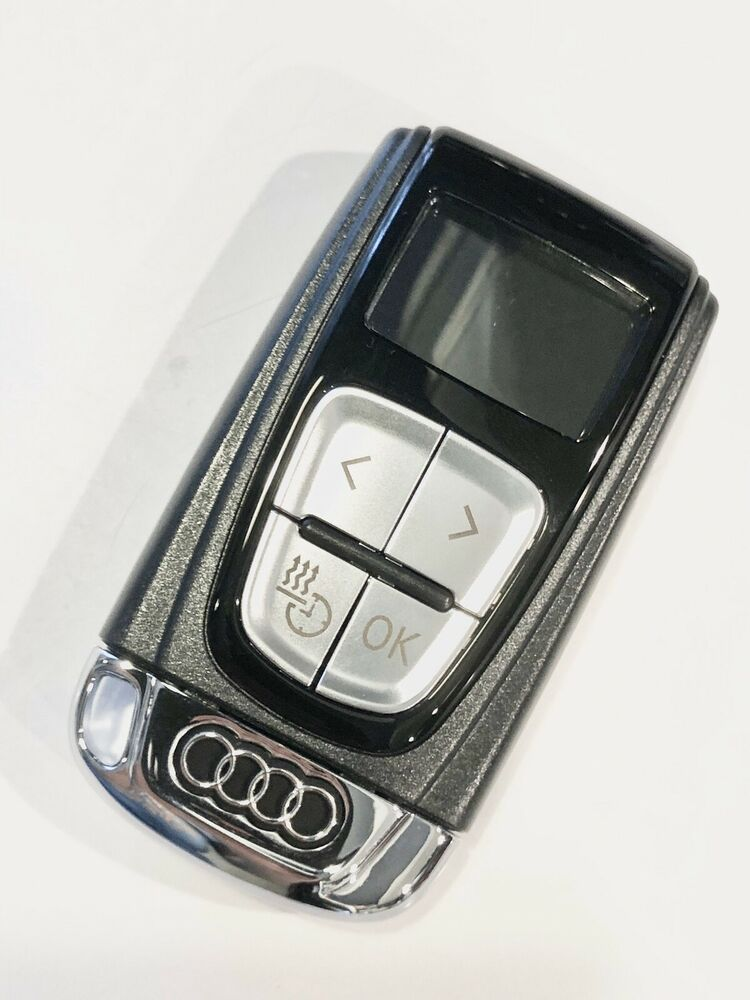 New Audi A3 A6 A7 A8 Webasto Remote Control For Auxiliary Heating 4h0963511b Ebay