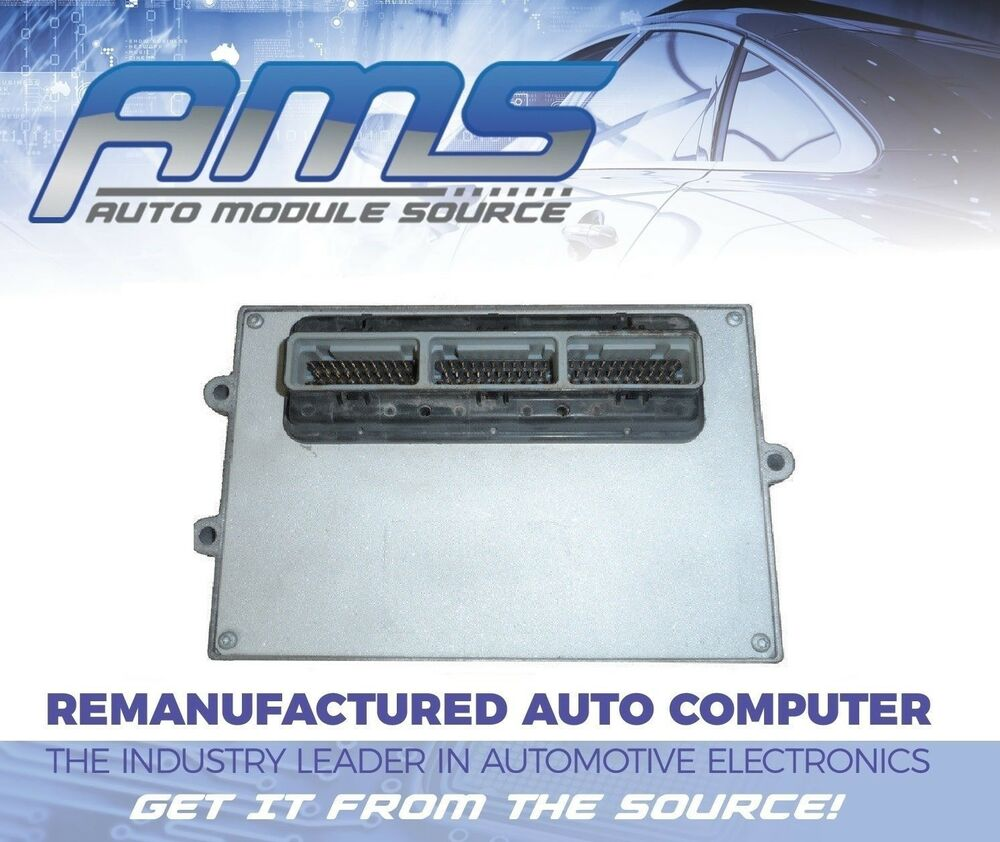 s l1000 2001 jeep cherokee xj 4 0l computer ecm pcm ecu replacement ebay  at readyjetset.co