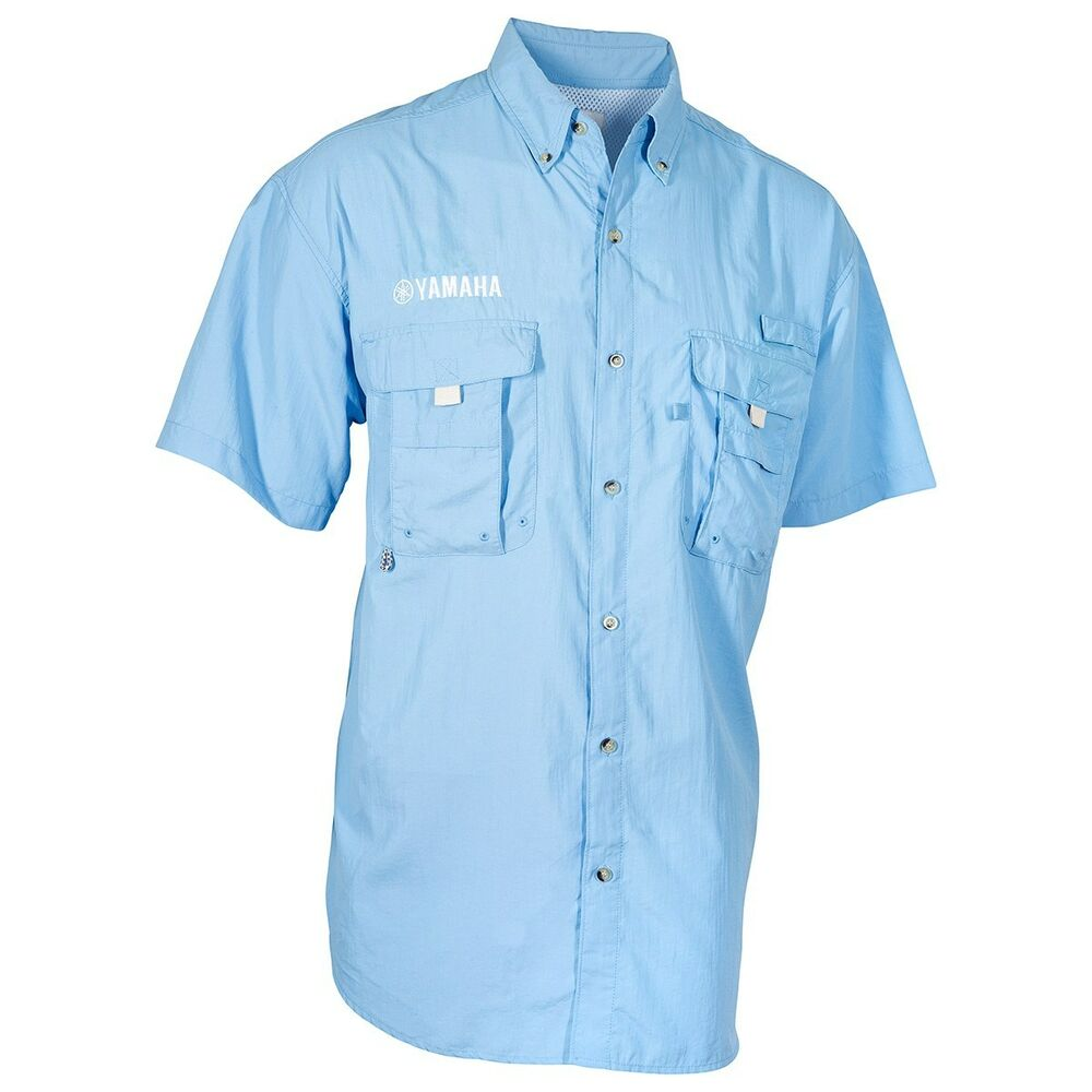 new men 39 s yamaha columbia sportswear company pfg fishing