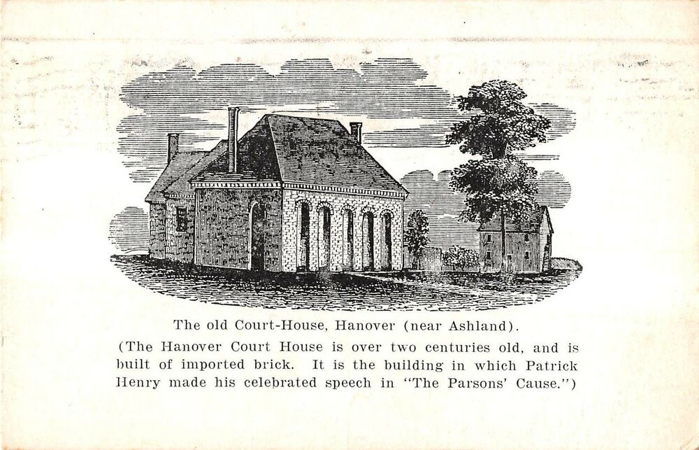 Hanover virginia view of the old hanover county court for The hanover house