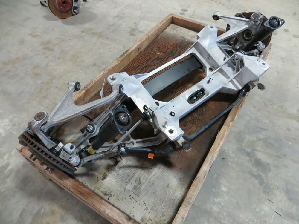 97 04 Corvette C5 Oem Complete Rear Suspension Cradle Ls1 Embly 98 99 00 01 Ebay